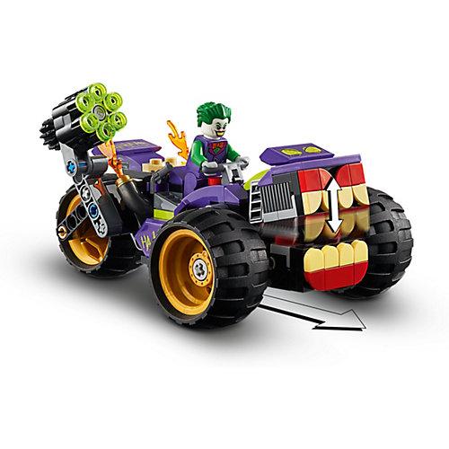 Конструктор LEGO Super Heroes 76159: Побег Джокера на трицикле от LEGO