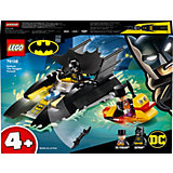 Конструктор LEGO Super Heroes 76158: Погоня за Пингвином на Бэткатере