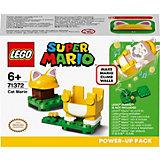 Конструктор LEGO Super Mario Марио-кот. Набор усилений 71372, 11 элементов