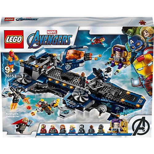 Конструктор LEGO Super Heroes 76153: Геликарриер от LEGO
