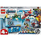 Конструктор LEGO Super Heroes 76152: Мстители: гнев Локи
