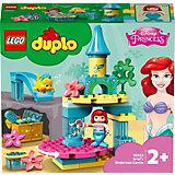 Конструктор LEGO DUPLO Disney Princess 10922: Подводный замок Ариэль