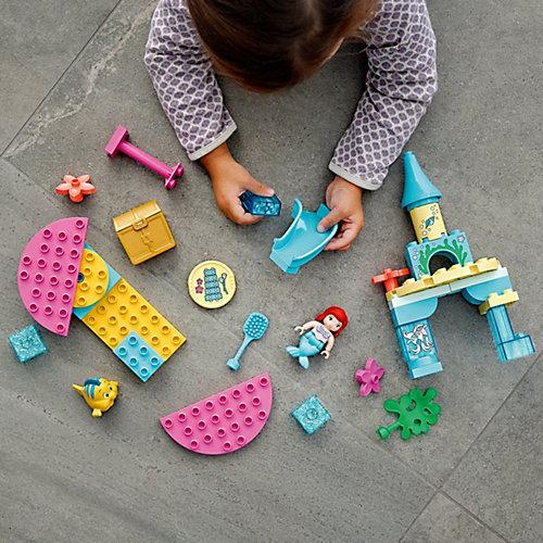 Конструктор LEGO DUPLO Disney Princess 10922: Подводный замок Ариэль от LEGO