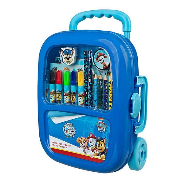 Mini-Maltrolley PAW Patrol, 18-tlg.