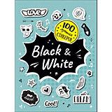 Альбом 100 лучших стикеров: Black&White