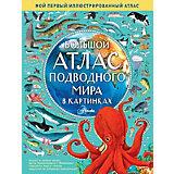 Большой атлас подводного мира в картинках