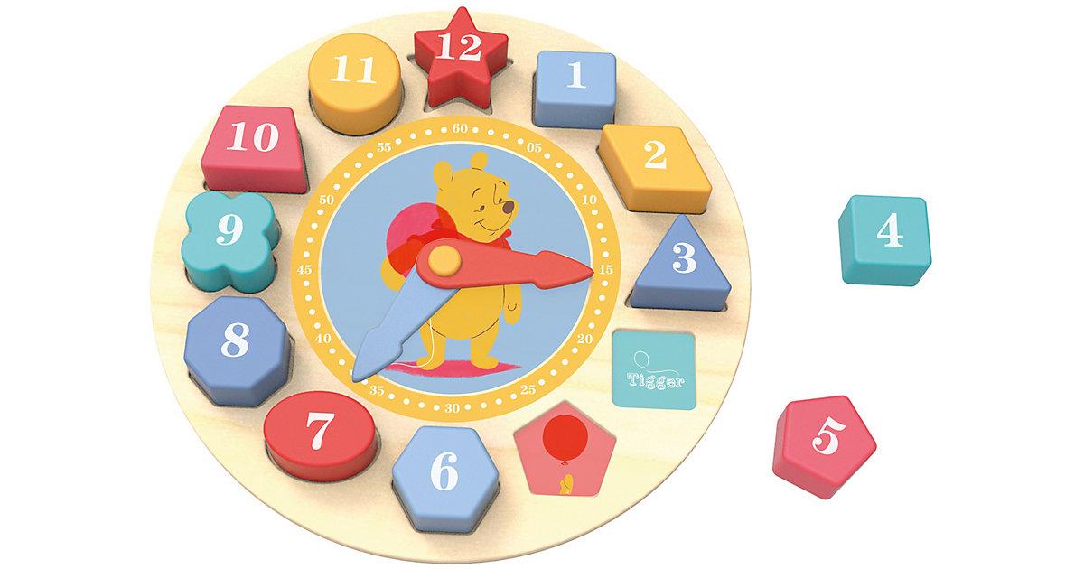 Block Puzzle aus Holz Winnie Pooh mehrfarbig