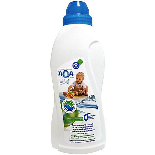 Средство антибактериальное для мытья поверхностей AQA baby 700 мл от AQA baby