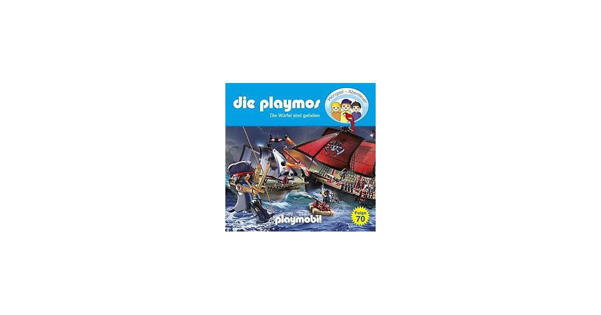 CD Die Playmos 70 - Die Würfel sind gefallen Hörbuch