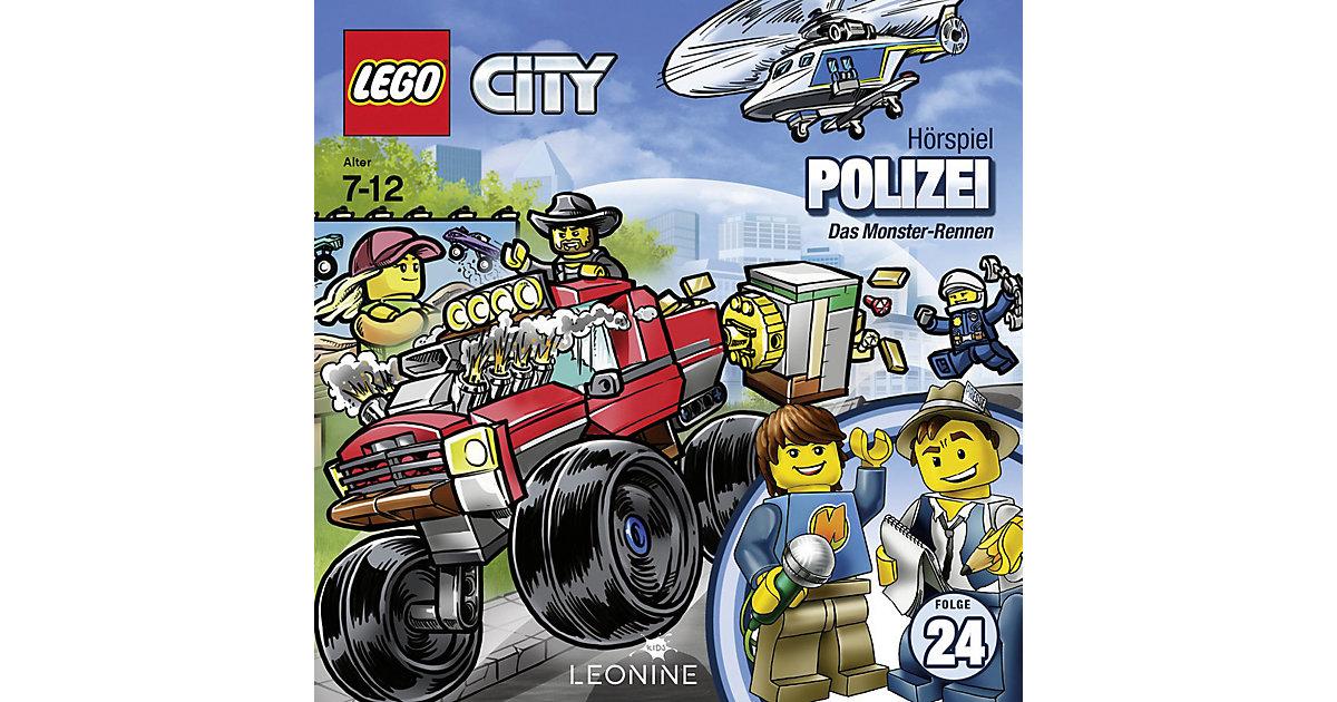 CD LEGO City 24 - Polizei Hörbuch