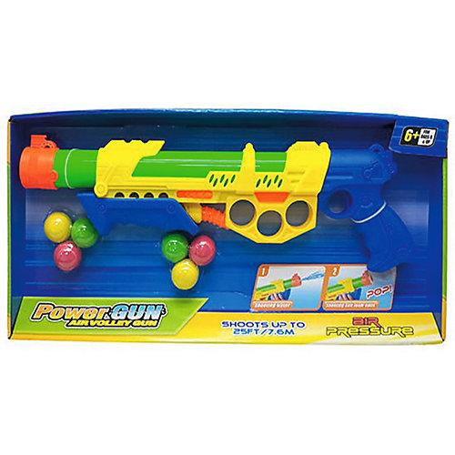 Водное оружие 2 в 1 1Toy Street Battle с мягкими шариками от 1Toy