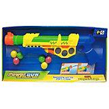 Водное оружие 2 в 1 1Toy Street Battle с мягкими шариками