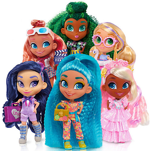Кукла-загадка Hairdorables «Арома-пати» от Hairdorables
