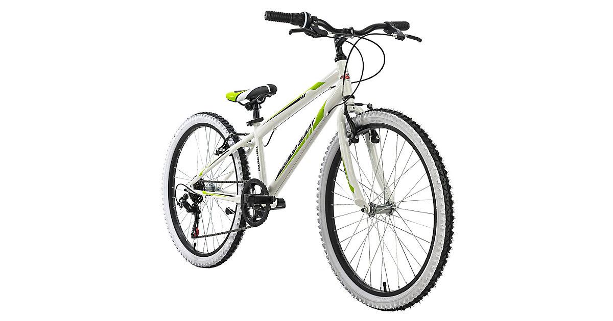 """Image of """"Kinderfahrrad 24"""""""" Scrawler Fahrräder, Rahmenhöhe:"""" weiß"""