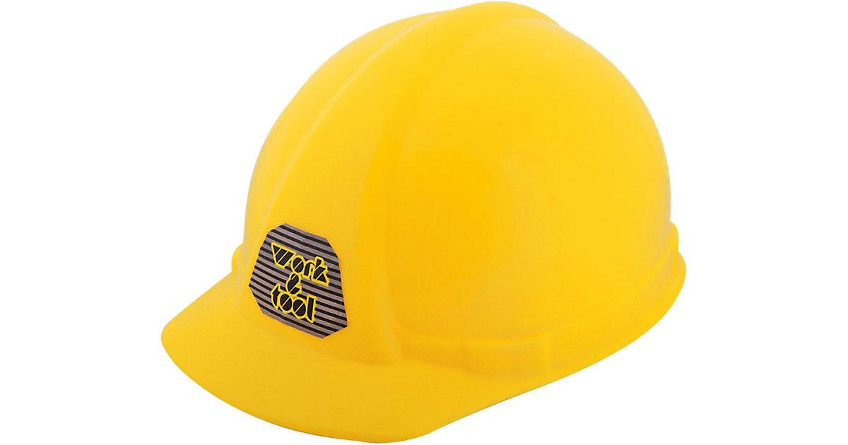 WORK & TOOL Baustellen-Helm