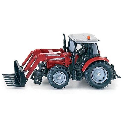 SIKU 3653 Traktor mit Frontladergabel 1:32 Sale Angebote Lindenau