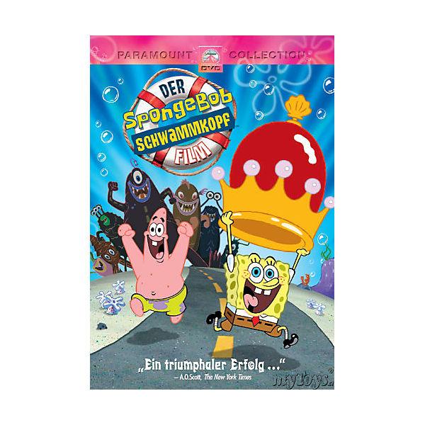Dvd Spongebob Schwammkopf Der Film Spongebob Mytoys