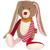 Мягкая игрушка Sigikid Кролик, Коллекция Лоскутки, 40 см