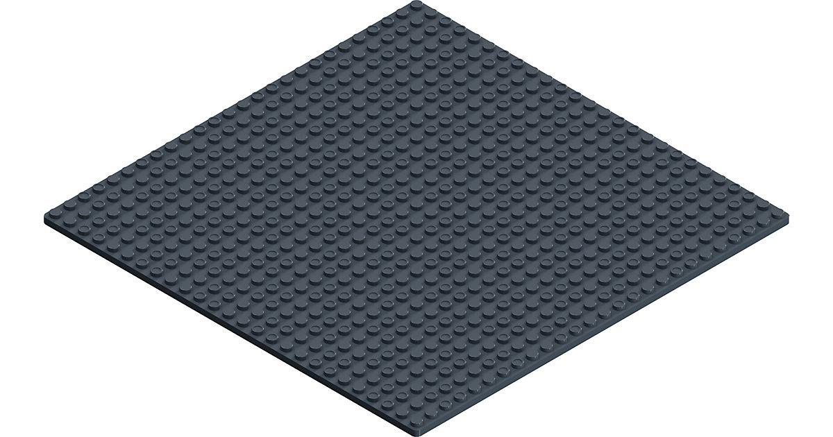 Kugelbahn pi Grundplatte mehrfarbig