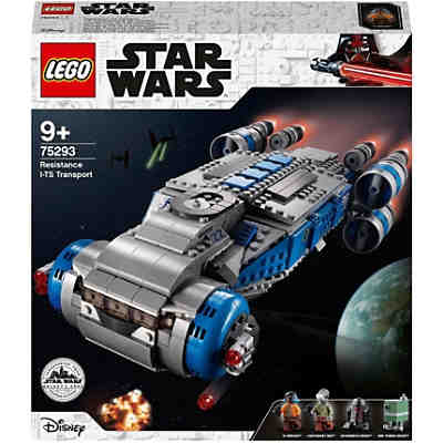 LEGO® Star Wars™ 75293 I-TS Transportschiff der Rebellen