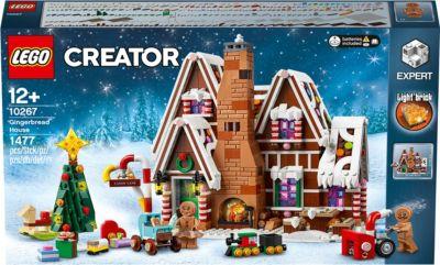LEGO® Creator Expert 10267 Lebkuchenhaus (selten), LEGO