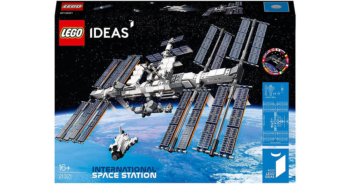 LEGO® Ideas 21321 Internationale Raumstation (selten)