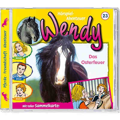 CD Wendy 23 (Osterfeuer)