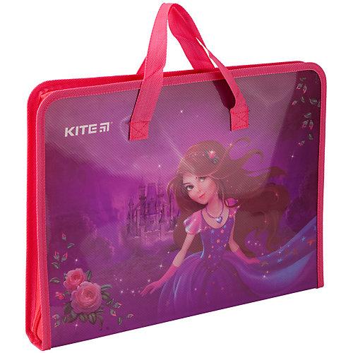 Папка-портфель Kite Fast Princess, А4 от Kite