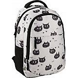 Рюкзак GoPack Education Black cats