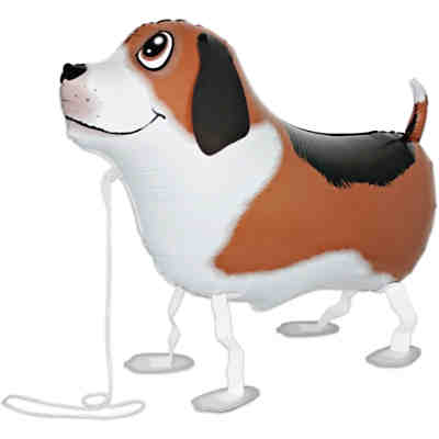Walker Ballon Laufhund/Walker Balloon Hund  63 cm/ 25 inch