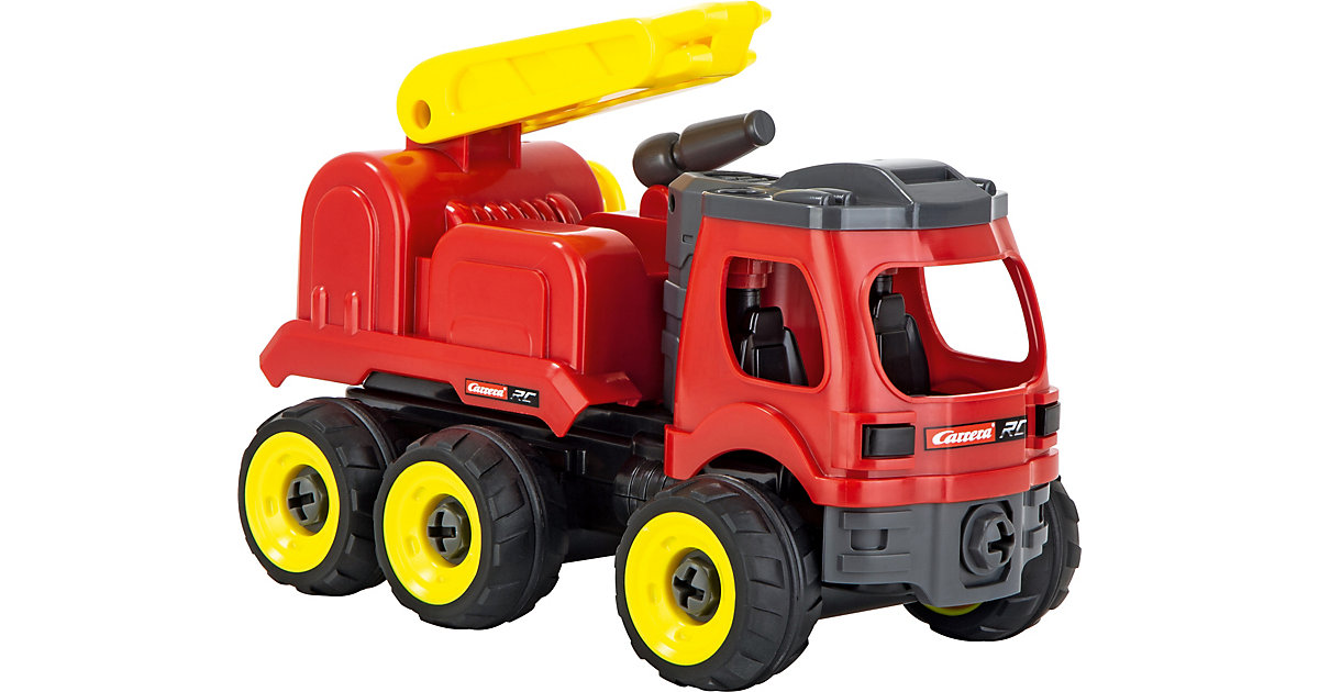 Carrera First 2,4GHz RC Fire Engine gelb/rot