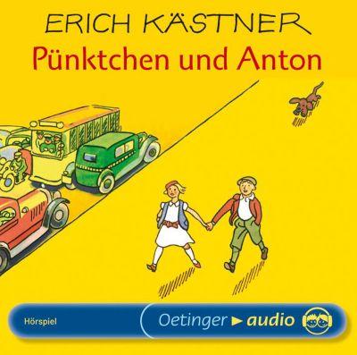 Pünktchen und Anton, 1 Audio-CD,