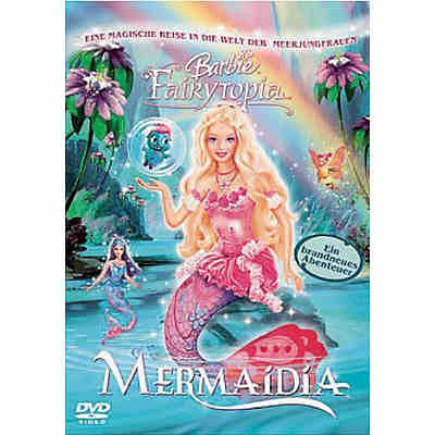 DVD Barbie: Mermaidia