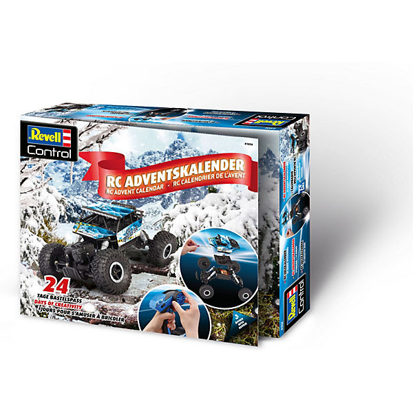 Adventskalender Revell Crawler 2020