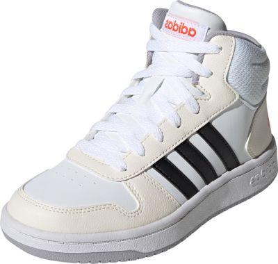 Kinder Sneakers High HOOPS 2.0, adidas Sport Inspired
