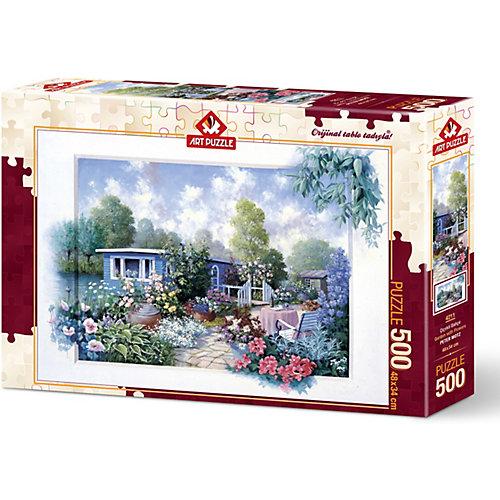 Пазл Art Puzzle Сад с цветами, 500 деталей от Art Puzzle