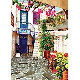 Пазл Art Puzzle Двор с цветами, 260 деталей