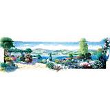 Пазл панорама Art Puzzle Террасный сад, 1000 деталей