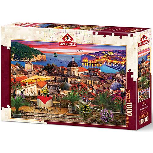 Пазл Art Puzzle Дубровник, 1000 деталей от Art Puzzle