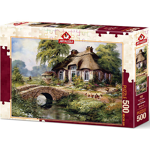 Пазл Art Puzzle Зеленая усадьба, 500 деталей от Art Puzzle