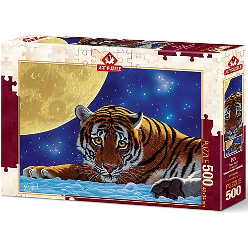 Пазл Art Puzzle Тигровая луна, 500 деталей от Art Puzzle