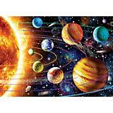 Пазл Art Puzzle Солнечная система, 1000 деталей (неон)