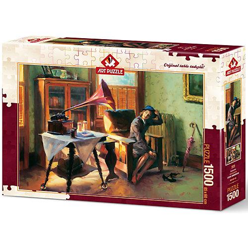 Пазл Art Puzzle Граммофон, 1500 деталей от Art Puzzle