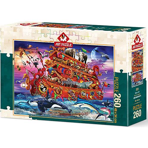 Пазл Art Puzzle Ноев ковчег,  260 деталей от Art Puzzle