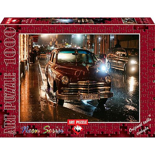 Пазл Art Puzzle Классика, 1000 деталей (светится в темноте) от Art Puzzle