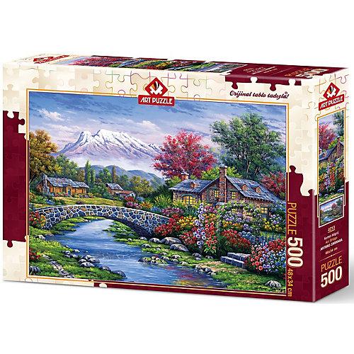 Пазл Art Puzzle Арочный мост, 500 деталей от Art Puzzle