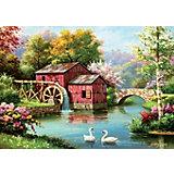 Пазл Art Puzzle Старая красная мельница, 1000 деталей