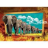 Пазл Art Puzzle Слоны, 1000 деталей