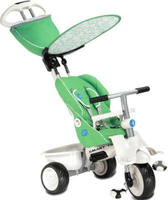 Велосипед SMART TRIKE Recliner зеленый — Велосипед SMART TRIKE Recliner
