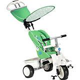 Велосипед SMART TRIKE Recliner зеленый